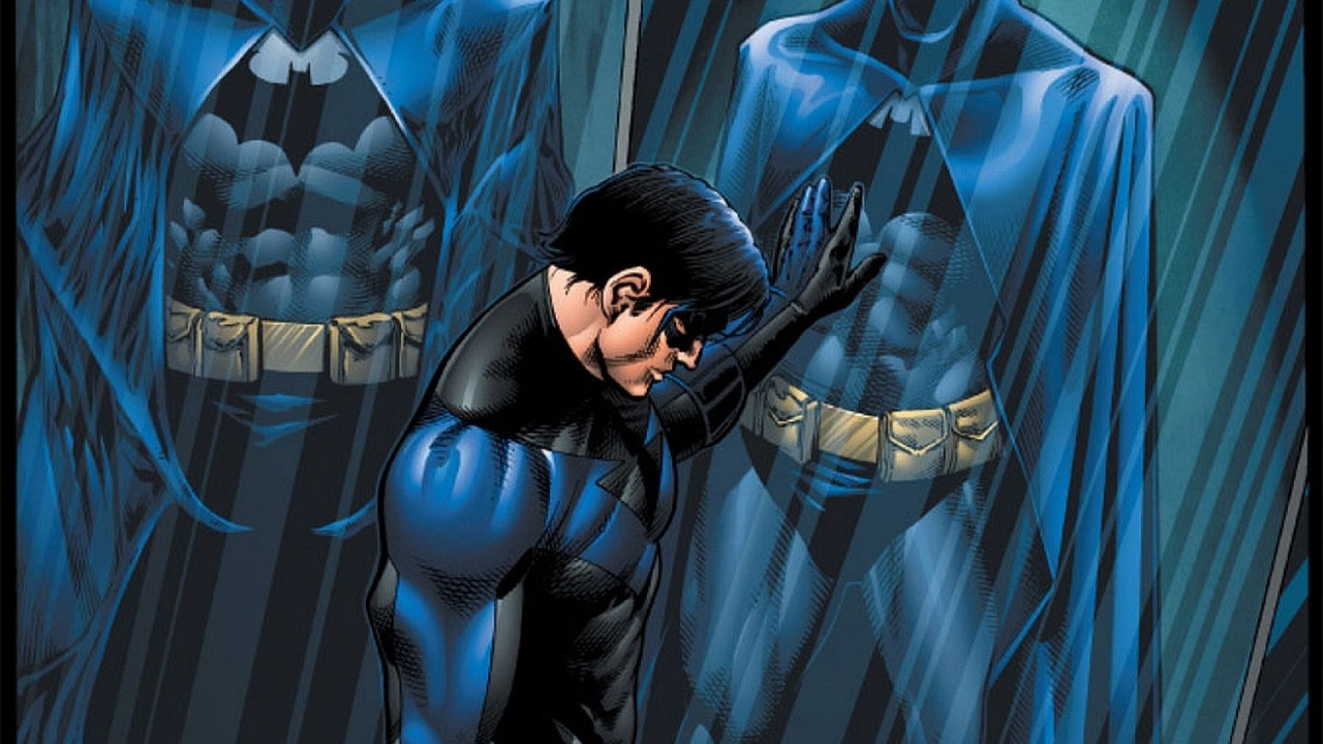 Batman Nightwing Wallpaper   1920x1080
