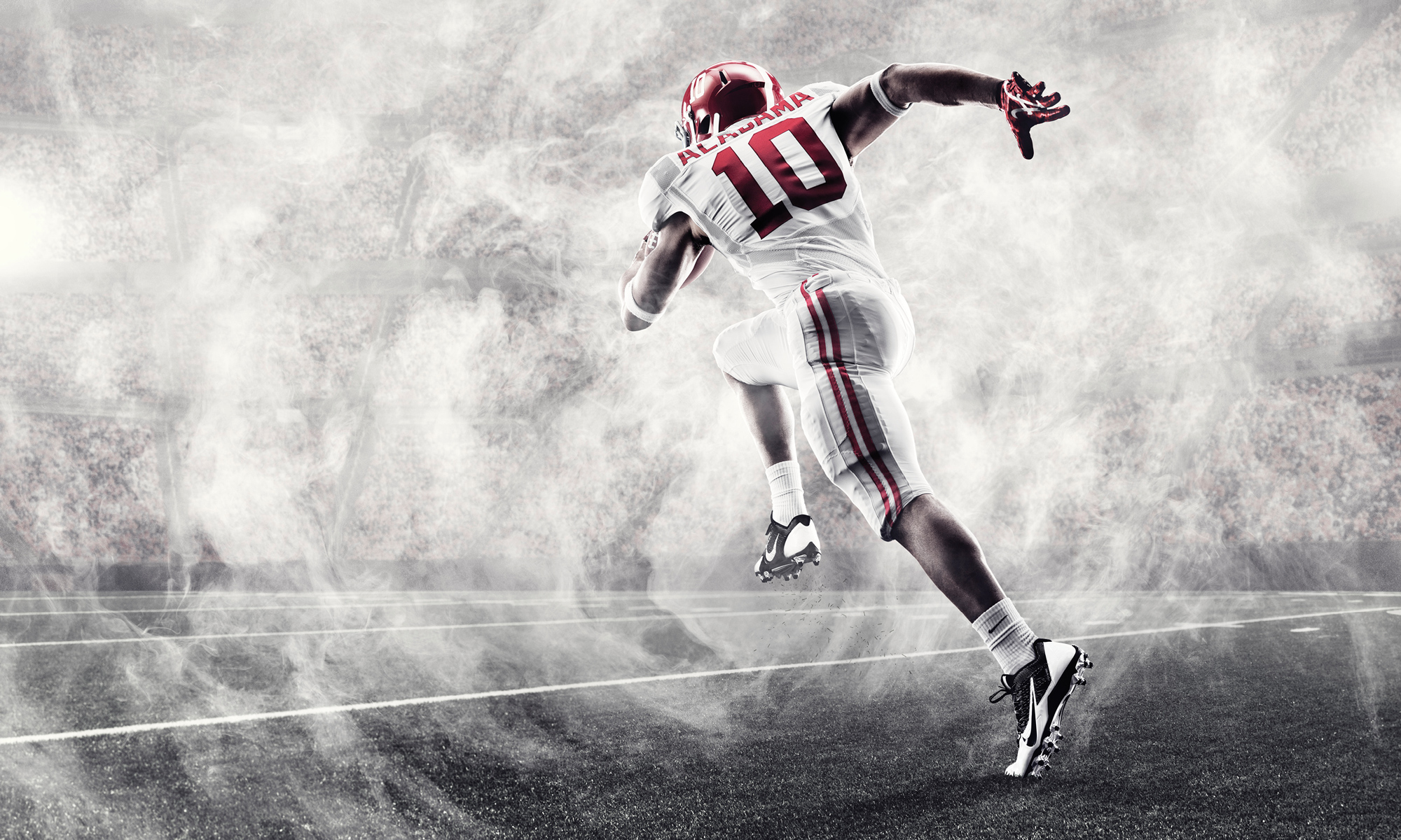 50 Nike College Football Wallpaper on WallpaperSafari
