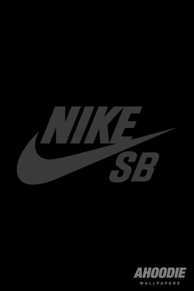 White Nike Wallpaper 640x960