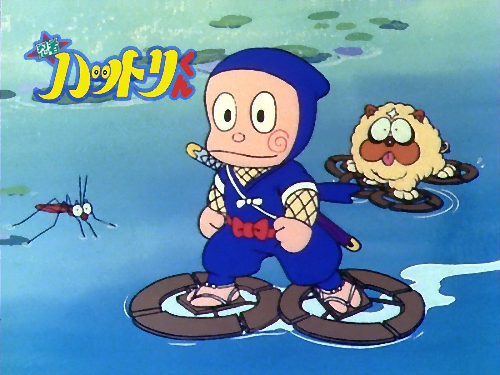 anime cartoon ninja hattori images wallpapers pics avante biz