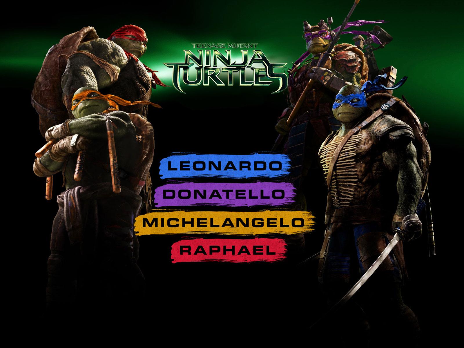 Ultra HD K Teenage Mutant Ninja Turtles Wallpapers Desktop 1600x1200