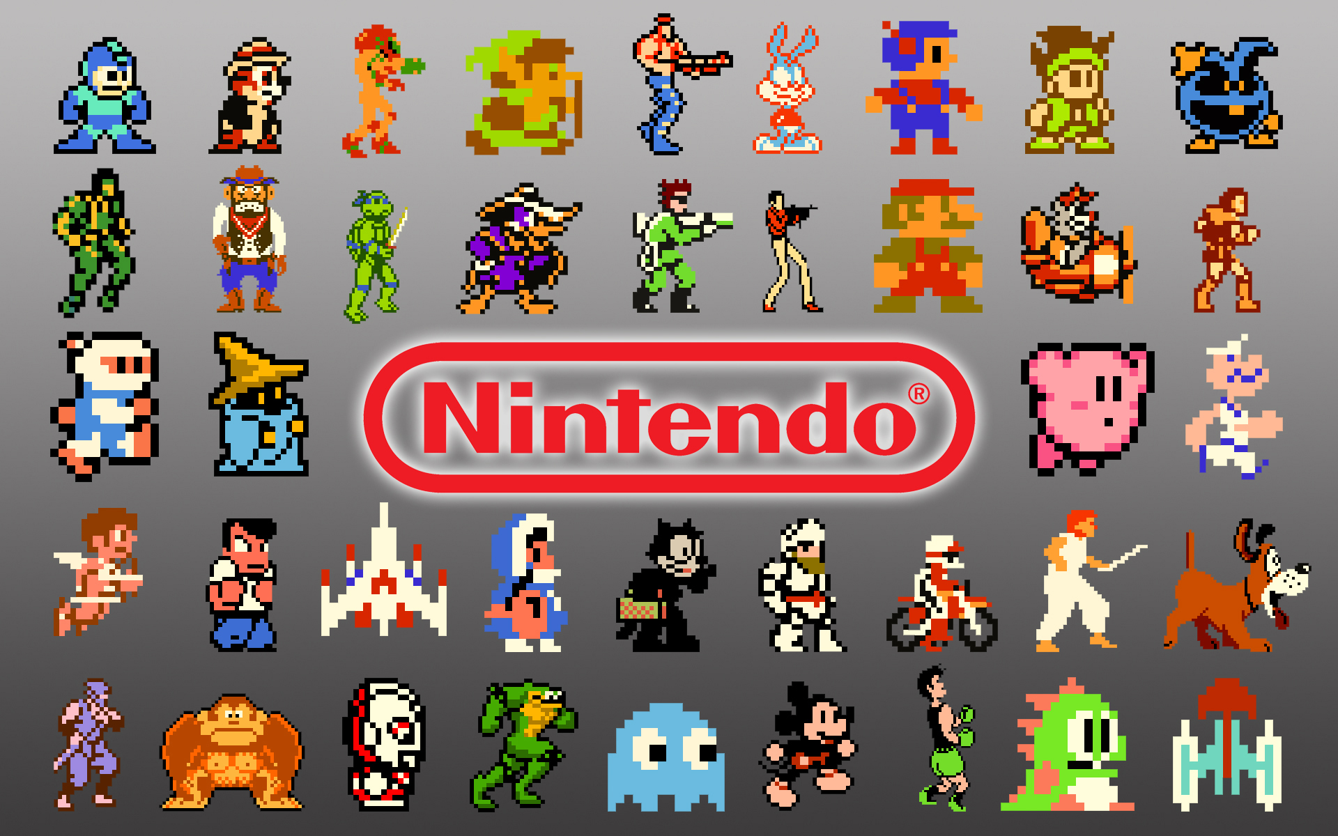 nintendo backgrounds  Wallpaper 1920x1200