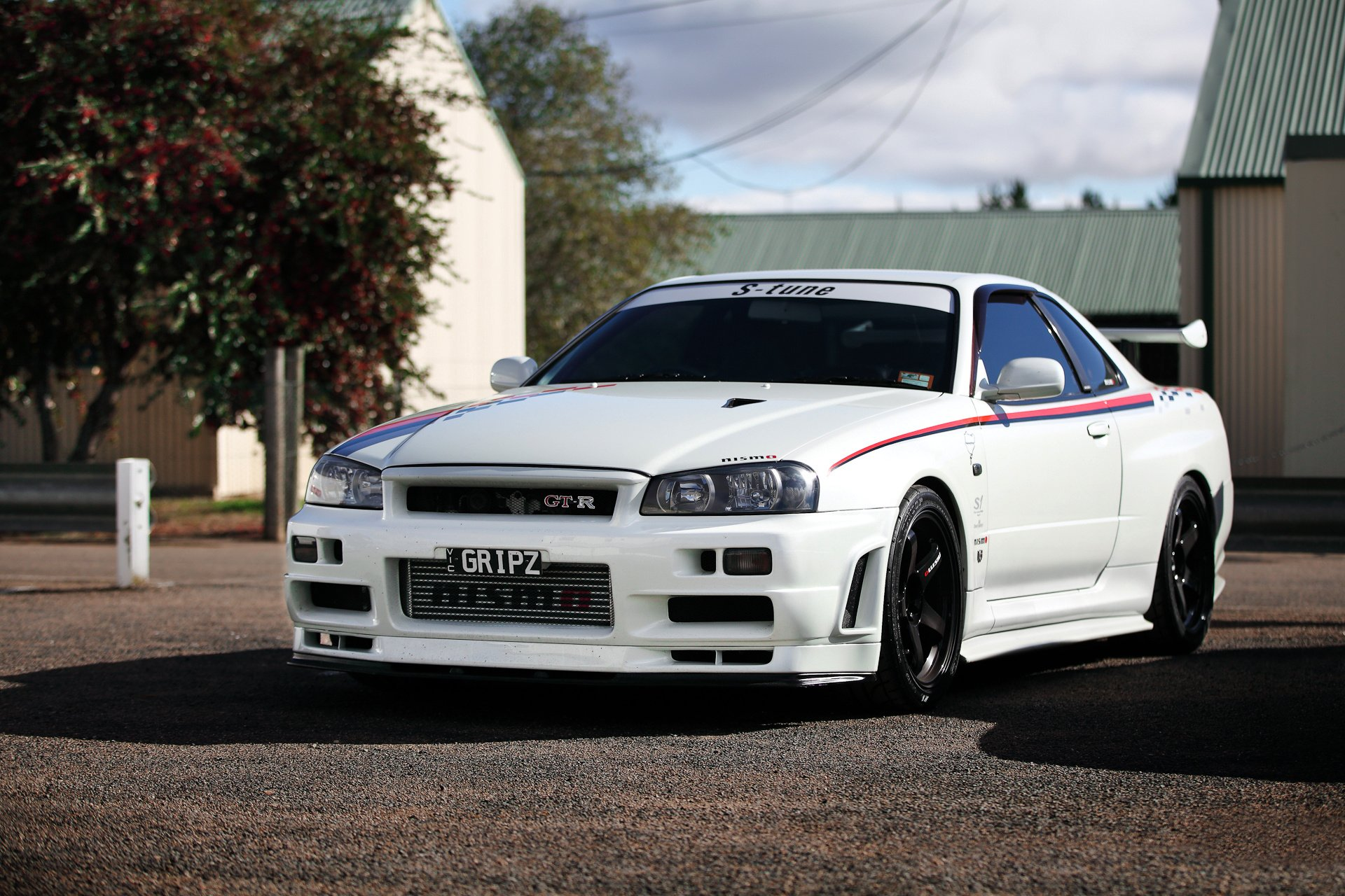 Nissan Skyline R Wallpapers  Wallpaper  1920x1280