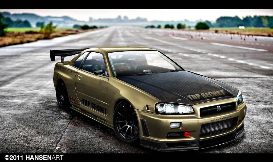Nissan Skyline Gtr Wallpapers 57 Wallpapers Adorable