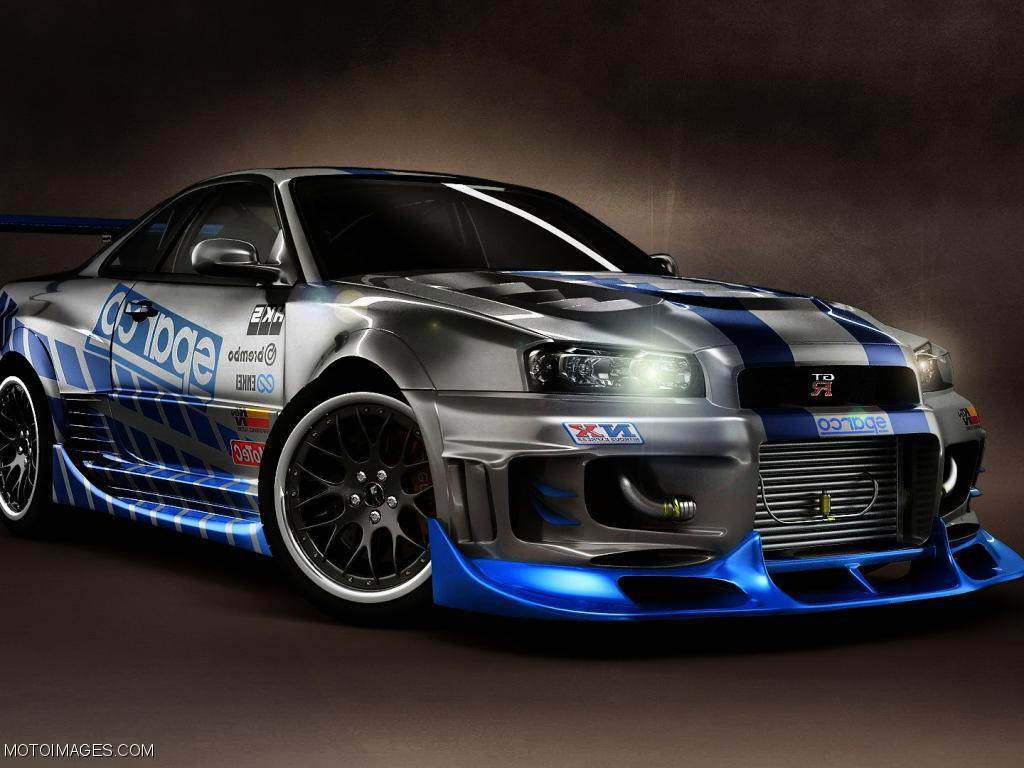 2015 Skyline GTR Wallpapers - Wallpaper