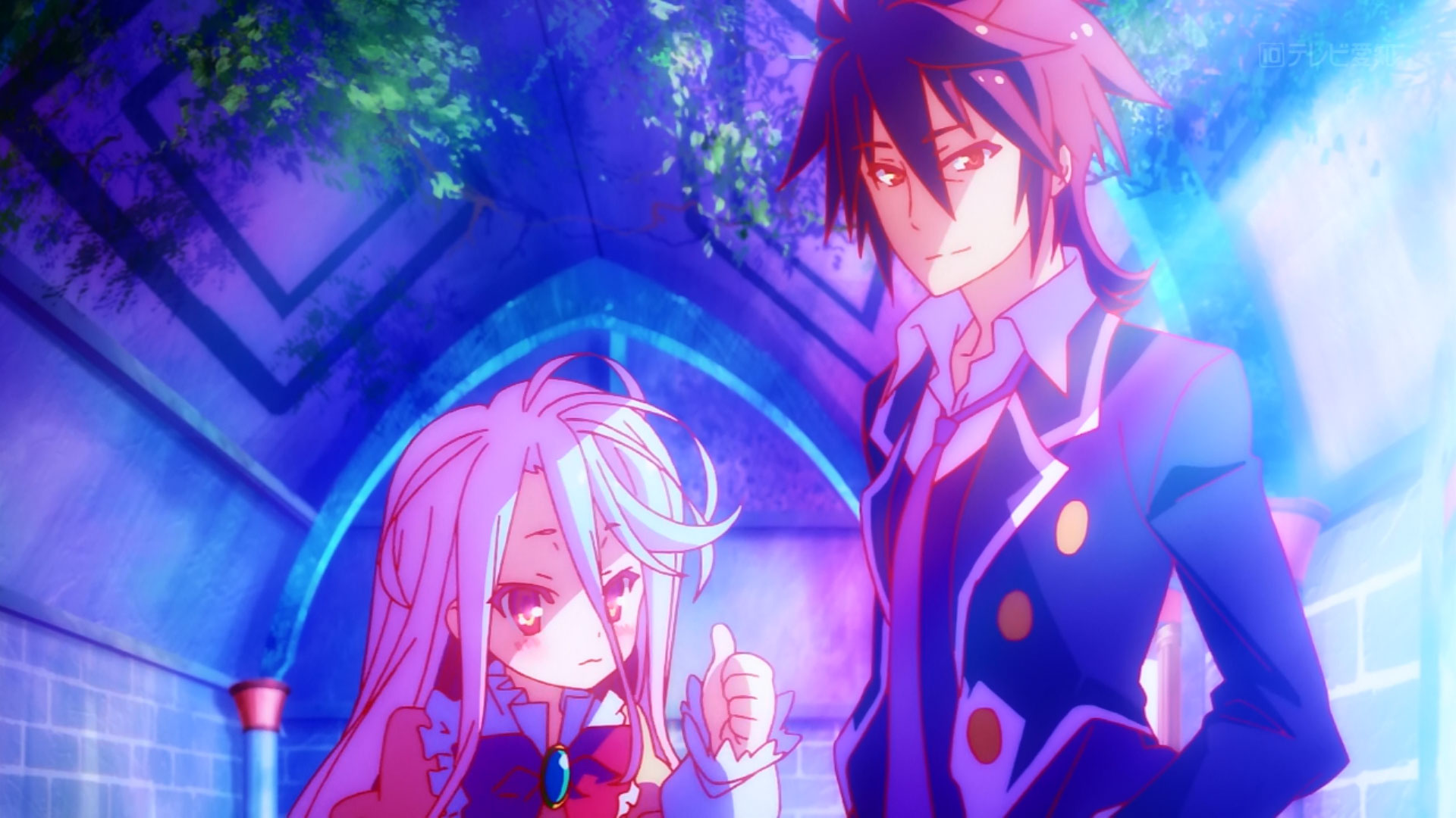 No Game No Life Wallpaper 21 Wallpapers Adorable Wallpapers