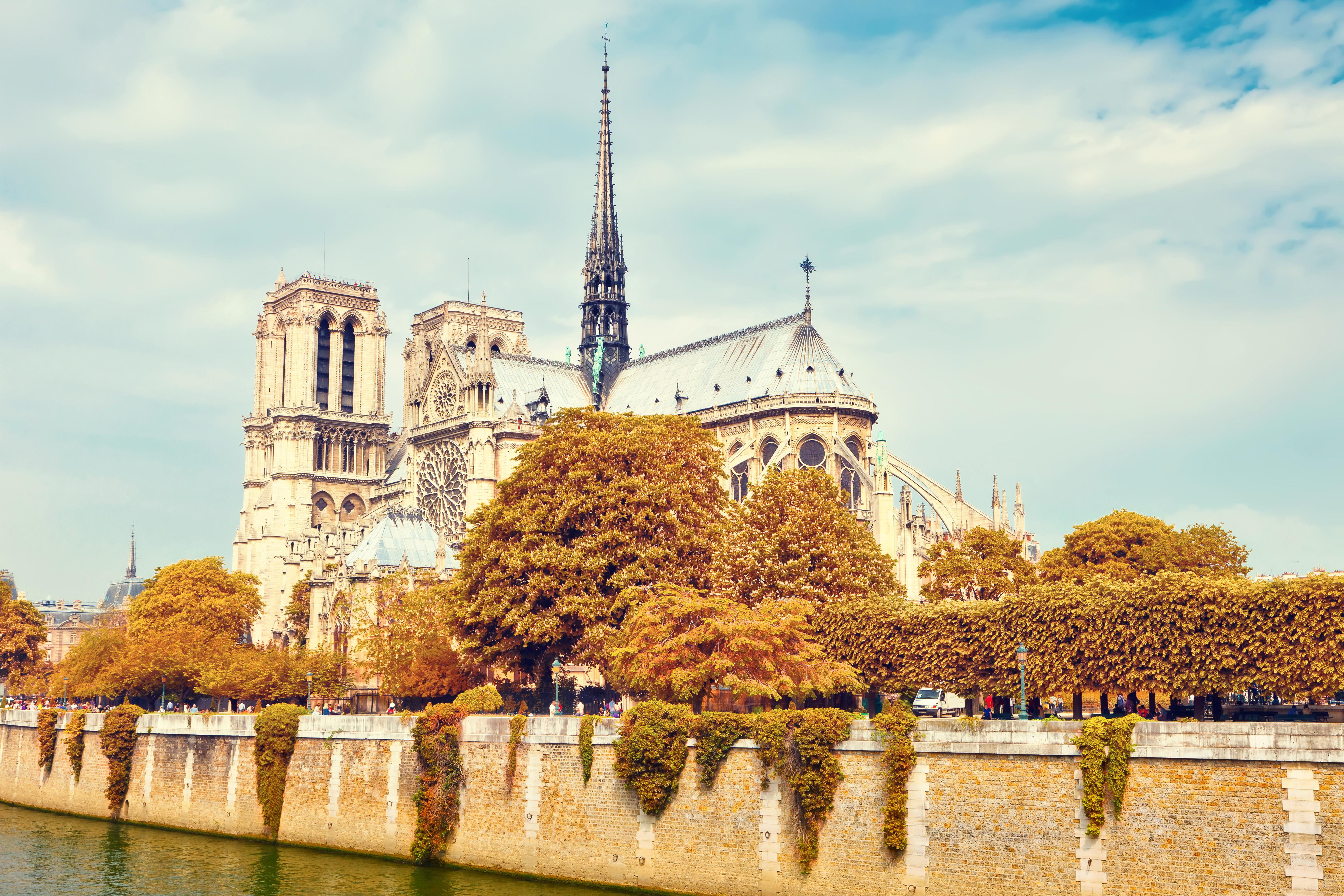 Most viewed Notre Dame De Paris wallpapers K