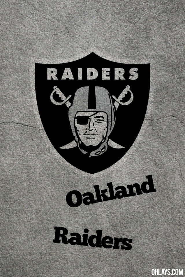 Raiders Logo Wallpapers HD  PixelsTalk Raiders Wallpapers Free 640x960