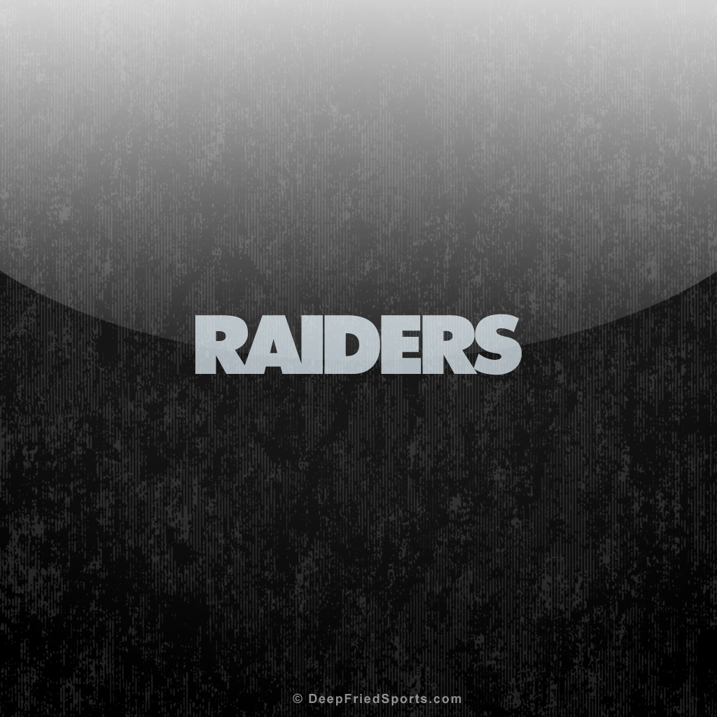 Oakland Raiders Wallpaper And Screensavers 1024x1024