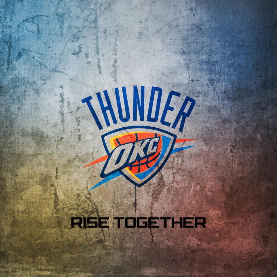 Oklahoma City Thunder Wallpaper By Robert Cooper Dribbble