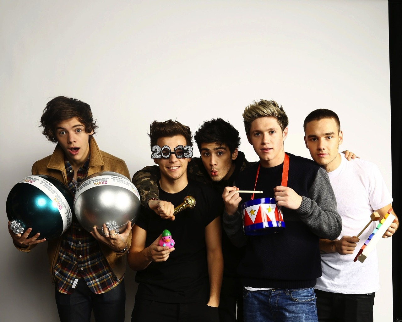 One Direction Hd Wallpapers 1280x1024