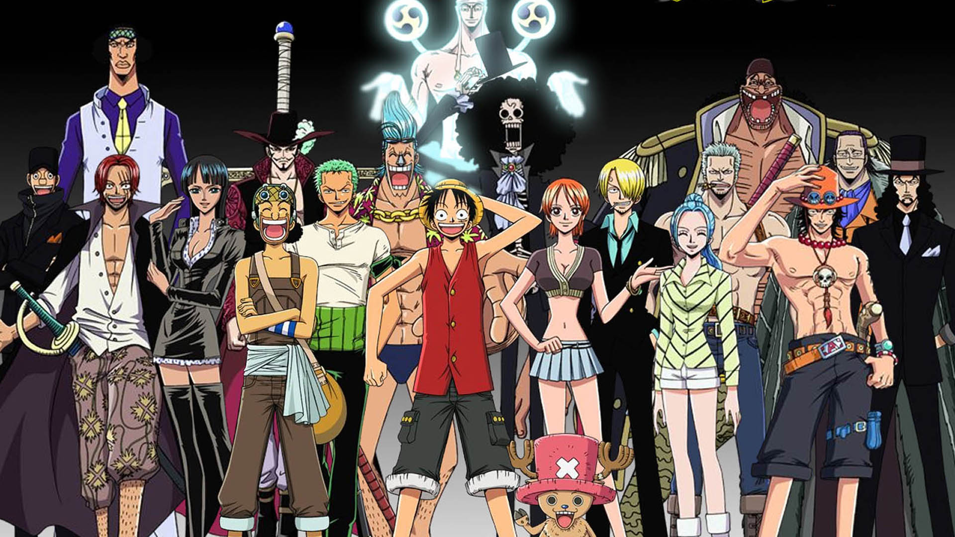 One Piece HD Wallpapers  Backgrounds  Wallpaper  1920x1080
