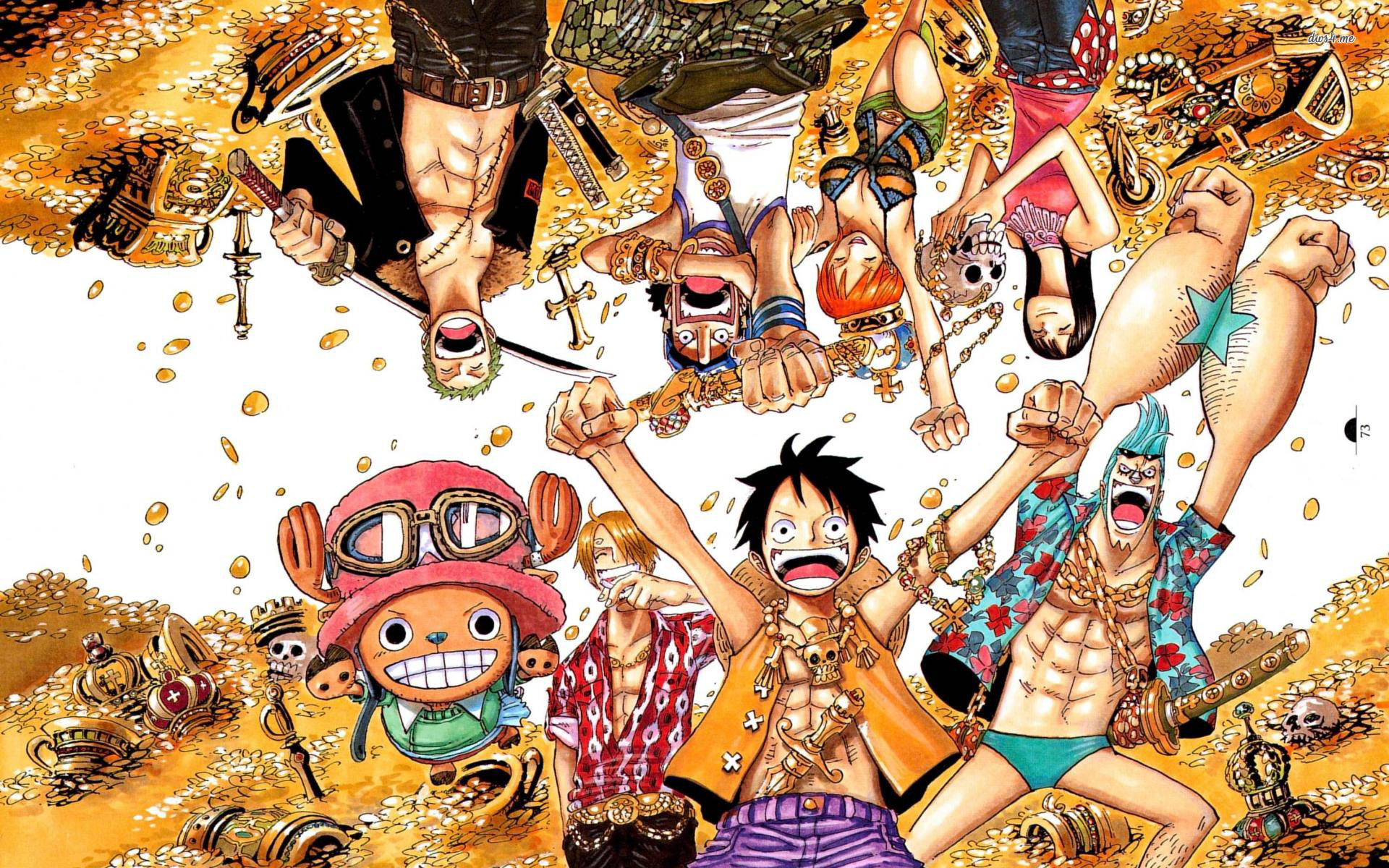 One Piece Wallpapers High Quality  Download Free 1920x1200