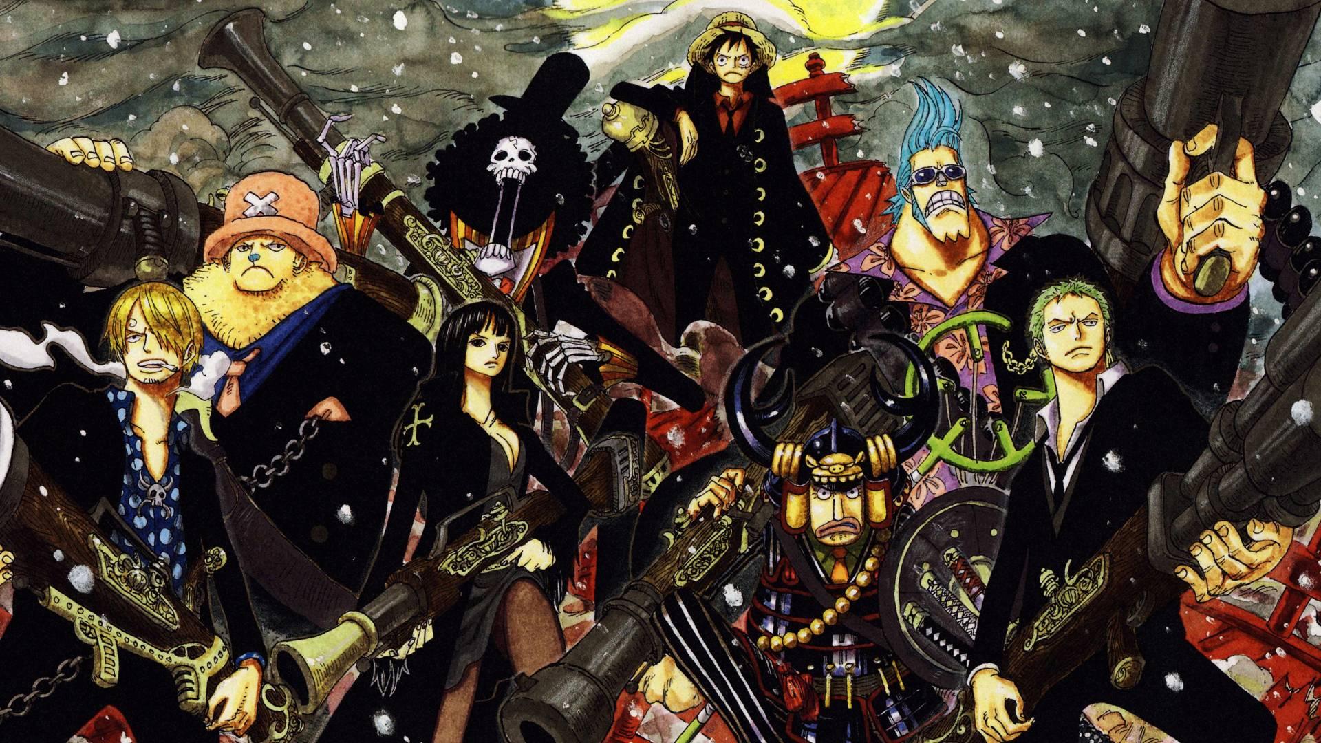 One Piece New World Zoro Full Hd Wallpapers Hd Wallpaper Site 1920x1080