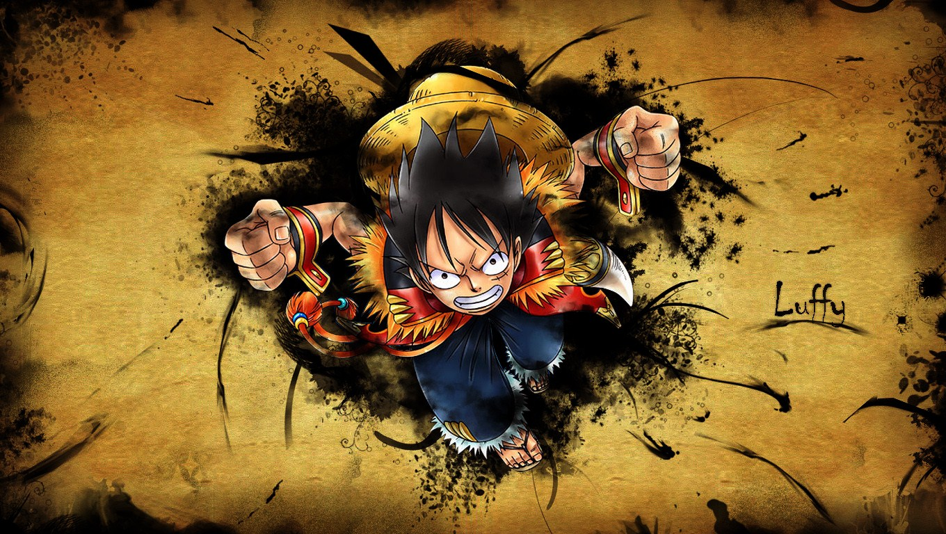 One piece wallpapers 3d