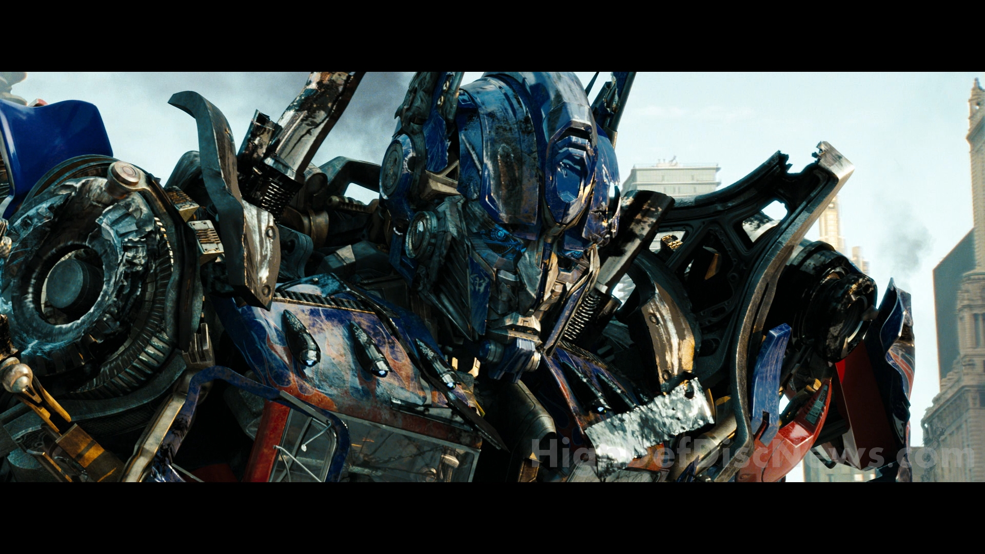 Movies Wallpaper: Optimus Prime Truck Wallpaper High Quality 1920x1080