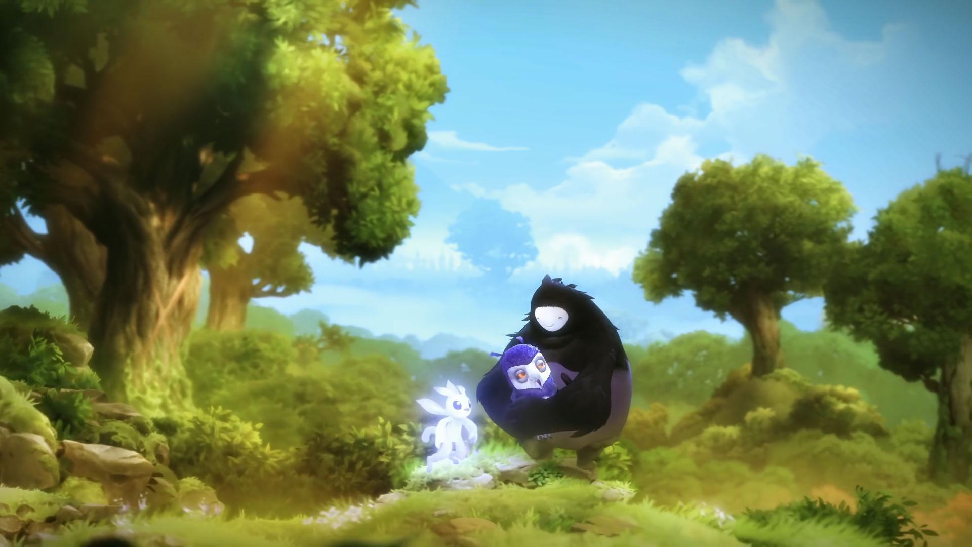 Ori and the Blind Forest Ori and the Will of the Wisps Xbox One