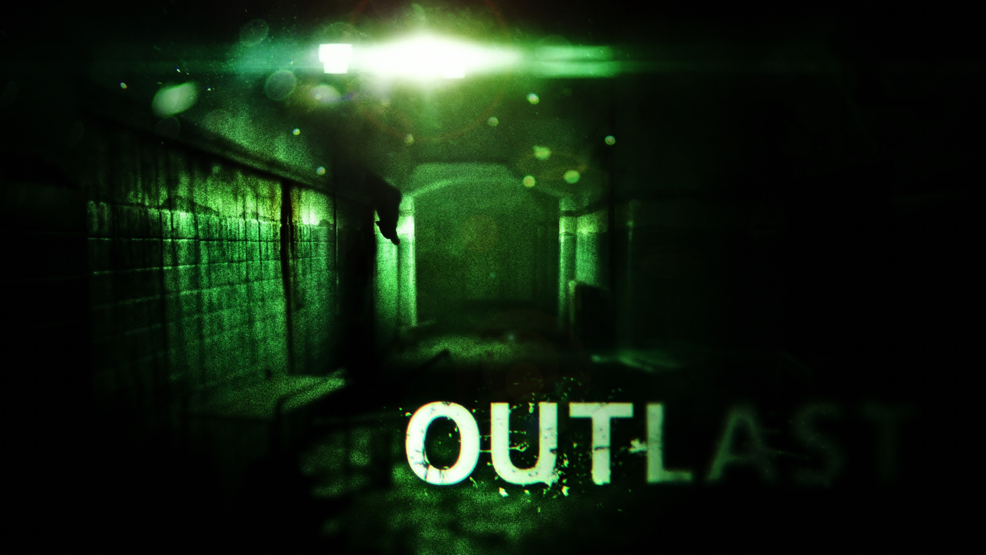 Video  Outlast  Gameplay No Commentary Walkthrough Part  Pax 1920x1080