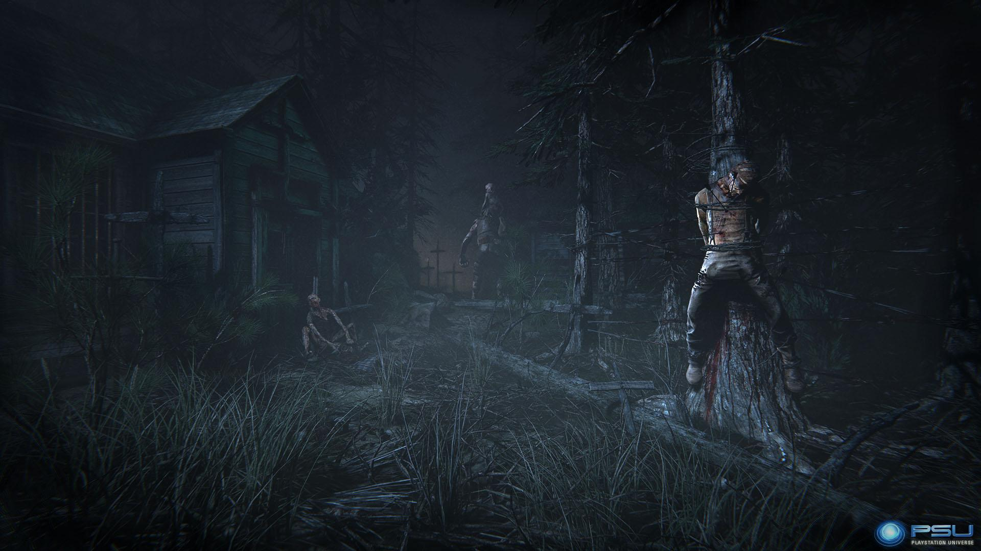 Ogle These  Outlast  K Screenshots  Rely on Horror 1920x1080