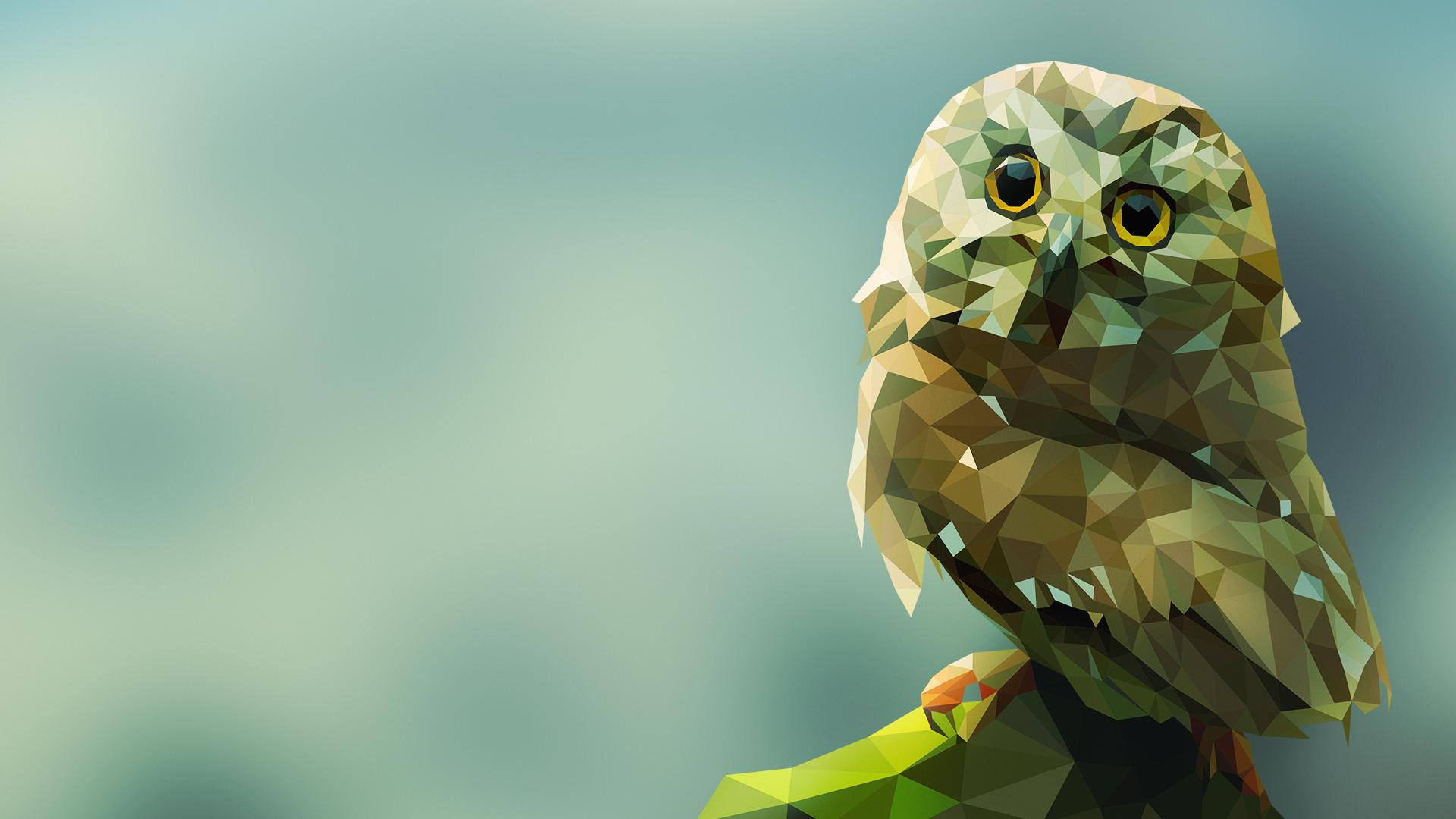 Units Of Cute Owl Wallpaper 1920x1080
