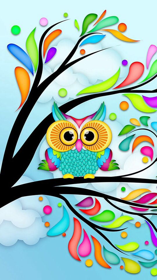Owls Backgrounds Page  540x960