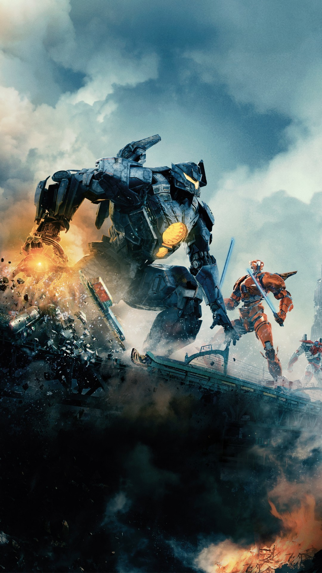The new trailer for Pacific Rim Uprising puts John Boyega in the