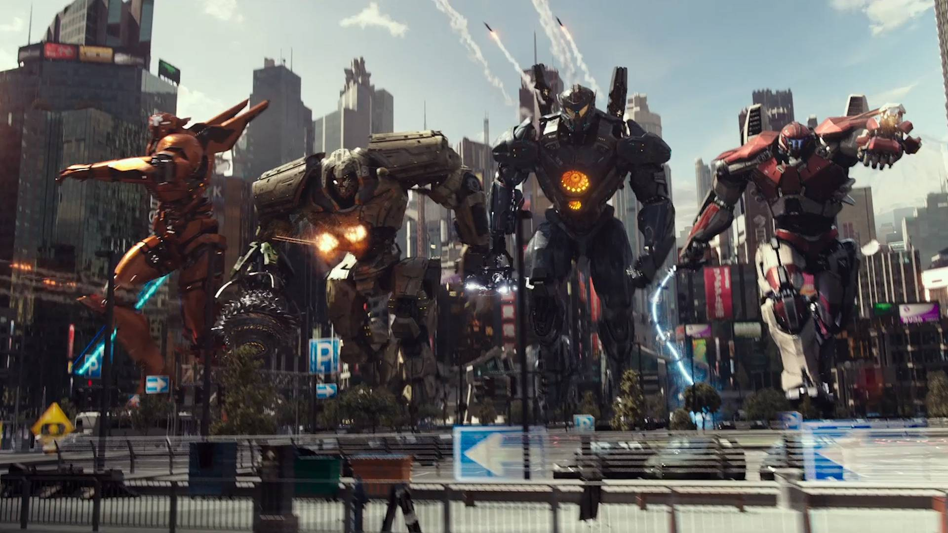 Free Download Pacific Rim Uprising HD Movie Wallpaper