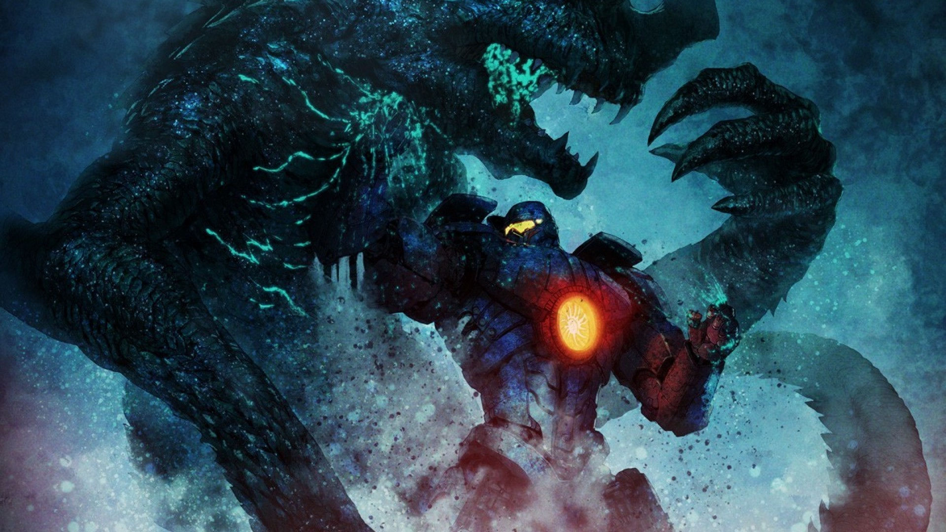 Pacific Rim HD Wallpapers  Backgrounds  Wallpaper  1920x1080