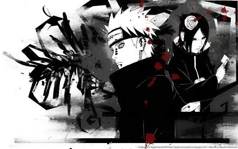 Pain Nagato Wallpaper 800x500