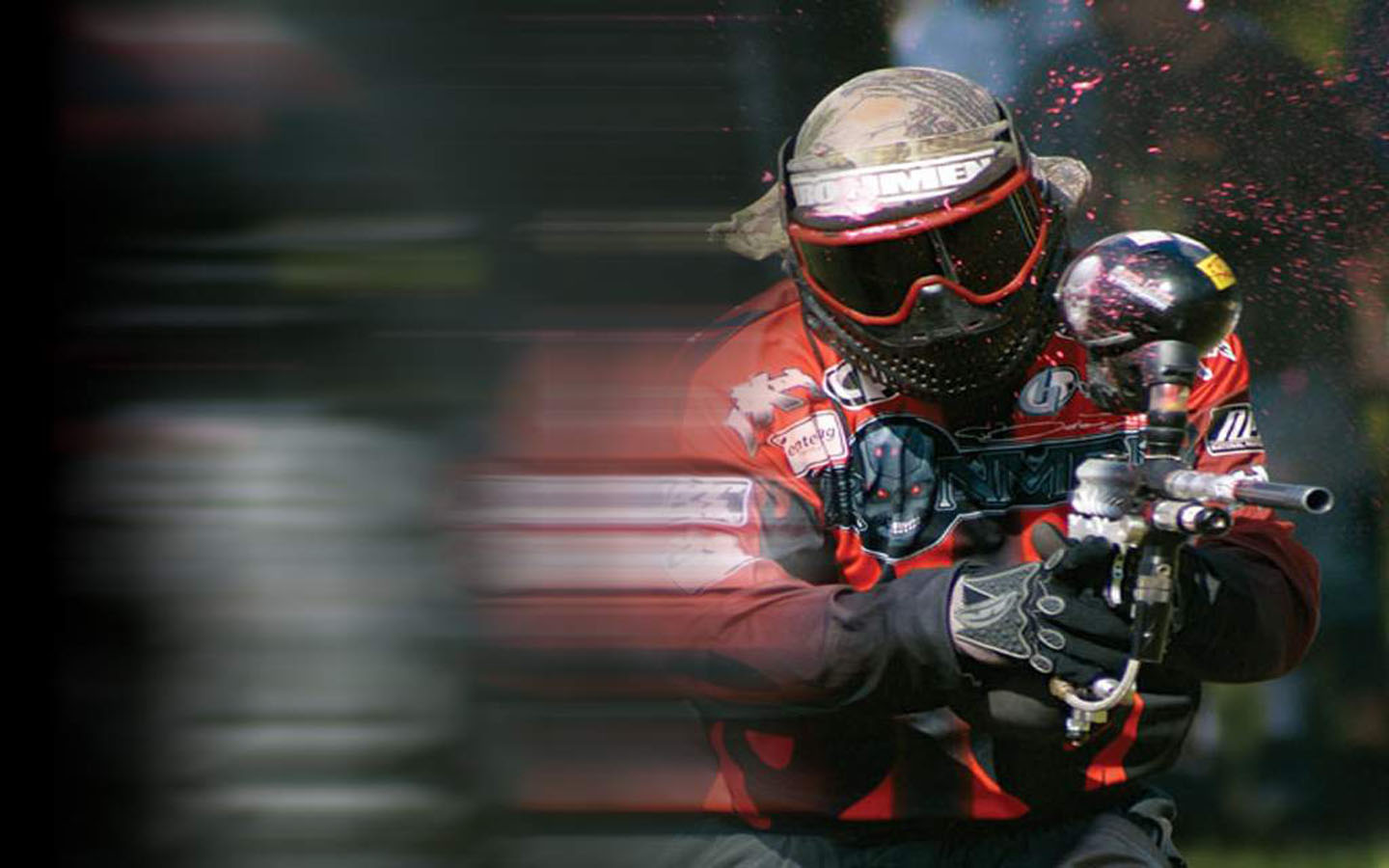 Finally some paintball PSP wallpapers 1440x900