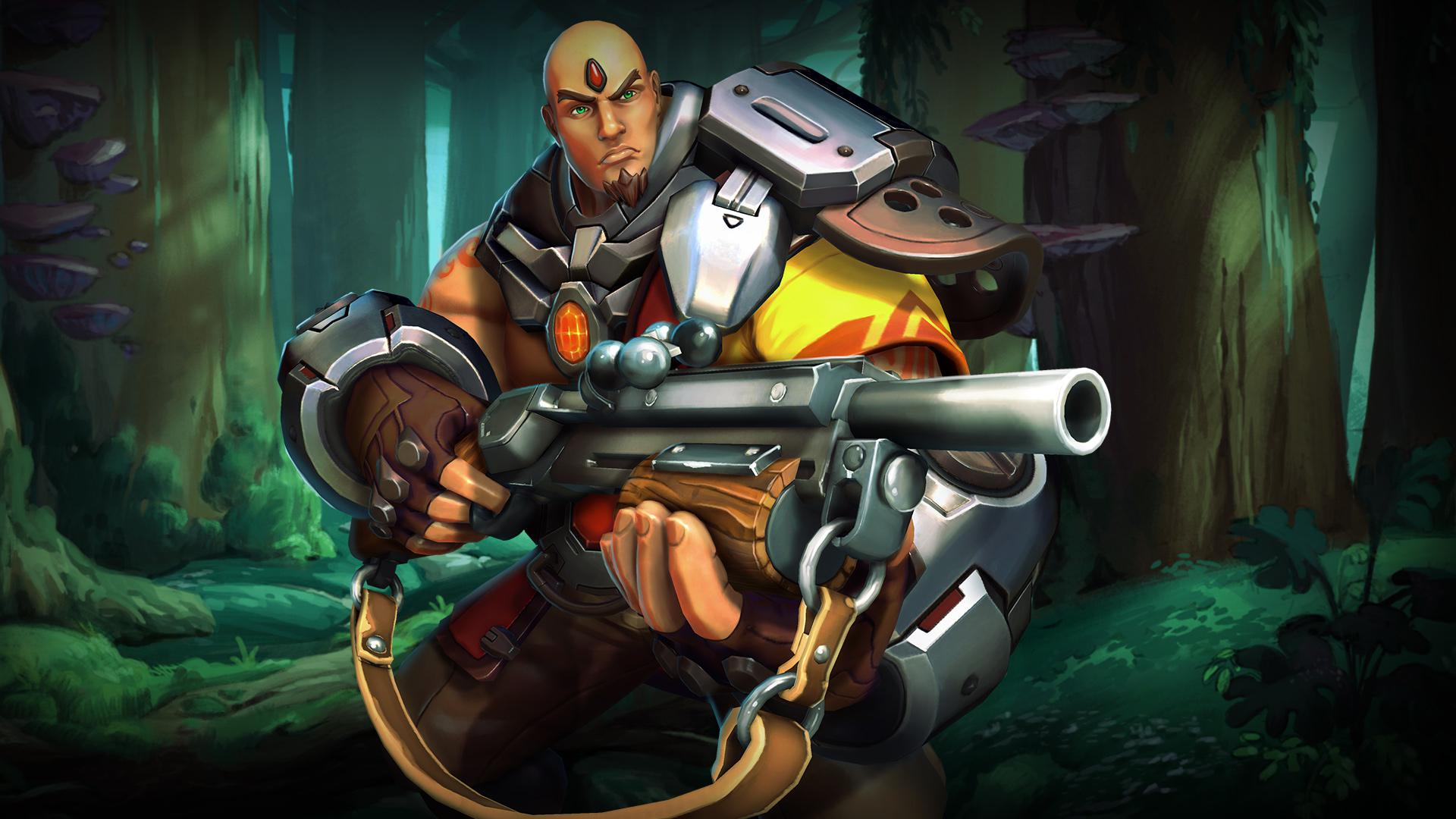 Paladins To Get Battle Royale Game Mode New Playable Character