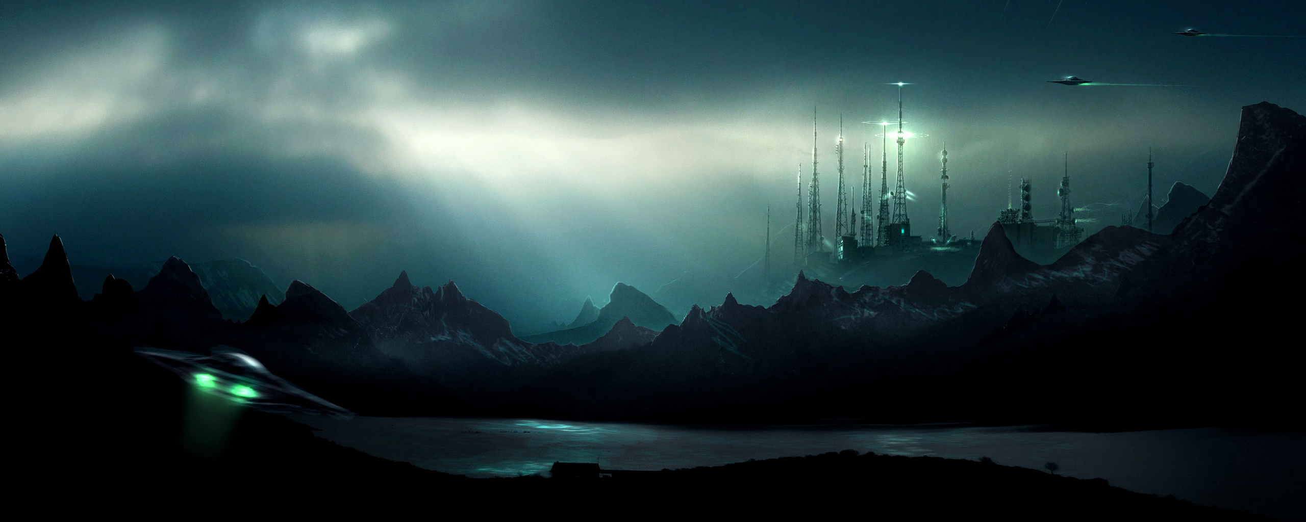panoramic landscape wallpapers wallcoo multi monitor panorama