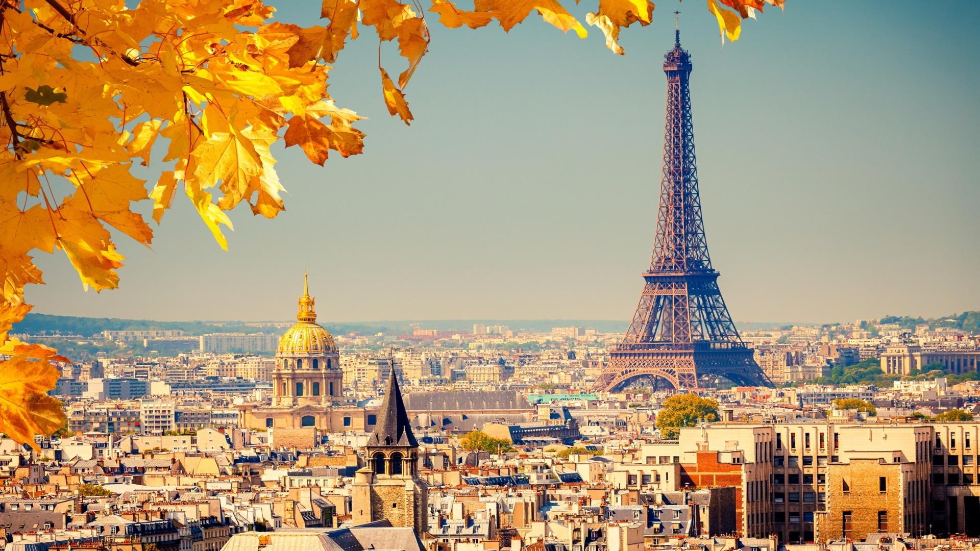 Download Hd Paris Wallpapers For Desktop Background Free Hd 1920x1080