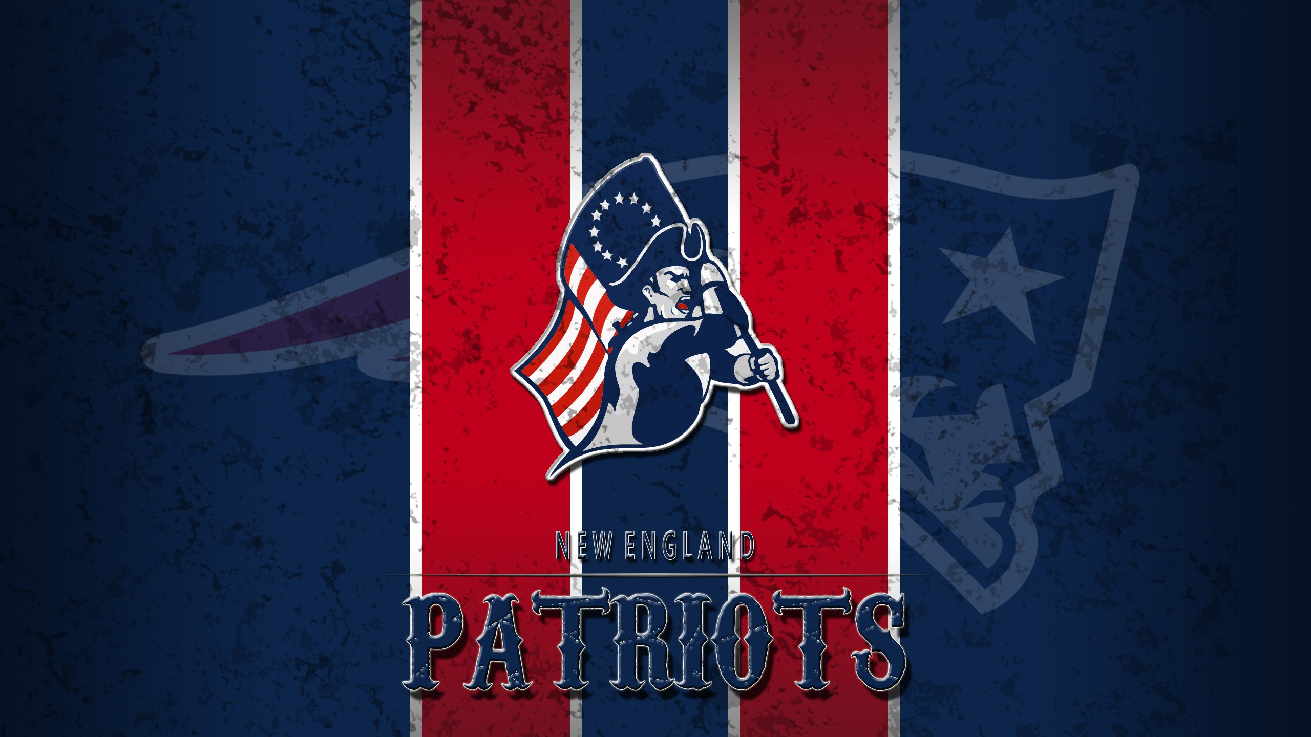 New England Patriots Screensaver Wallpaper   2560x1440