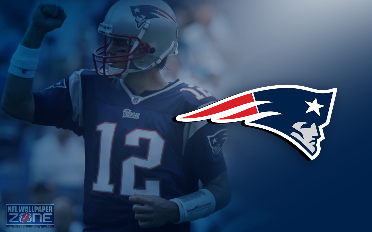 New England Patriots Wallpaper HD Background Download Desktop 1440x900