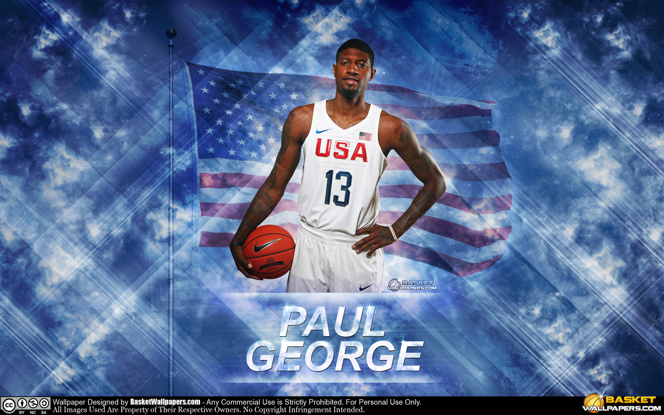 Paul George Wallpapers Basketball Wallpapers at