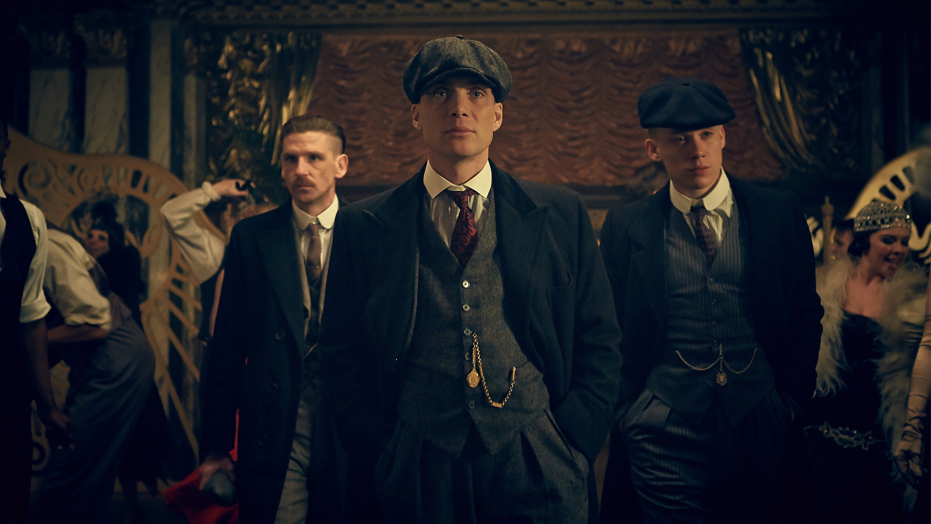 Peaky Blinders HD Wallpapers for desktop download 1920x1080