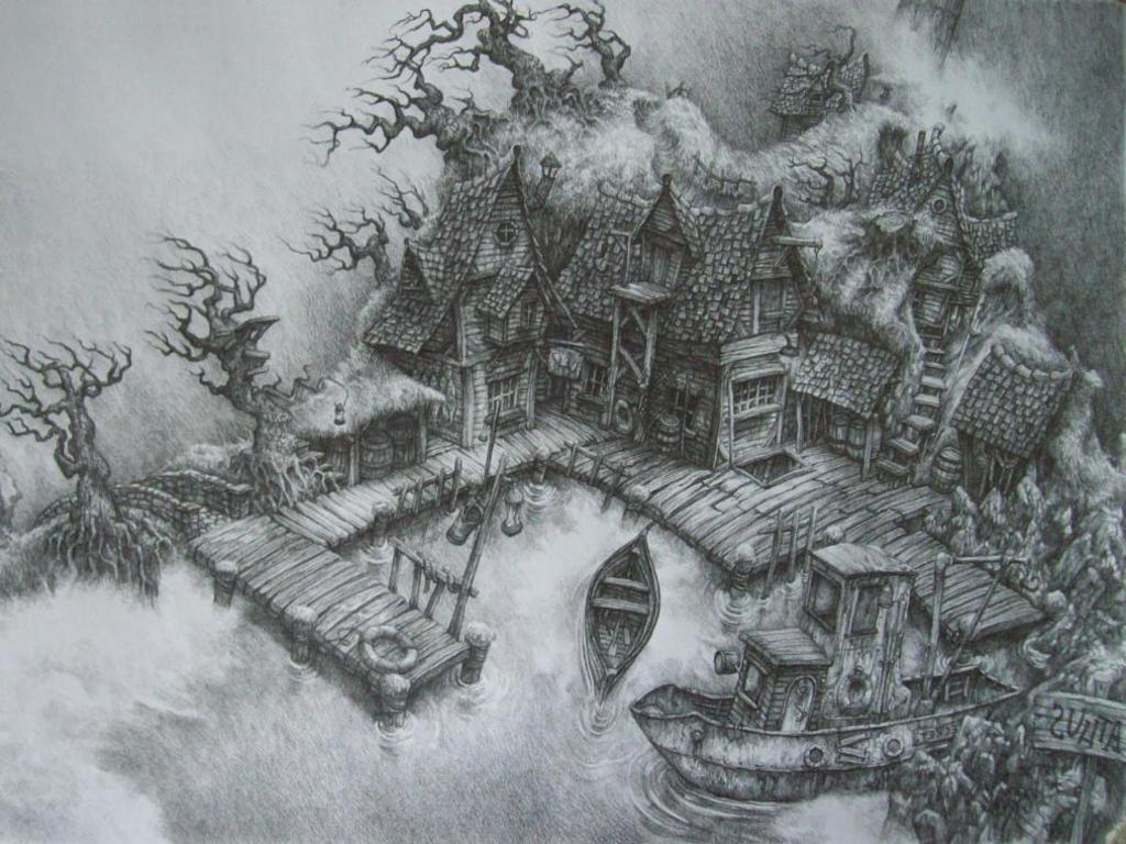 pencil sketches hd wallpapers love pencil art photo shared by 1024x768