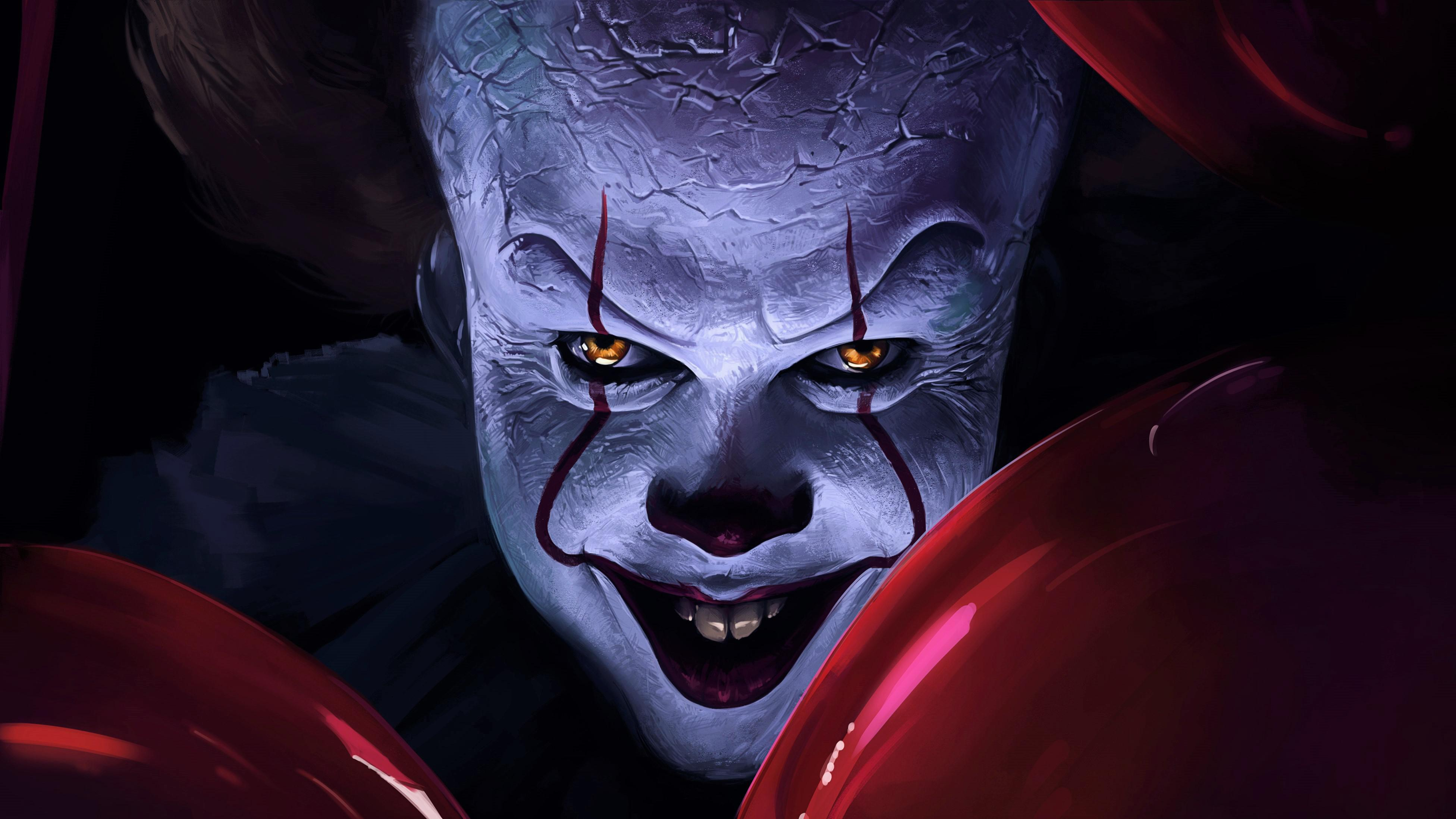 Pennywisewallpaper  Horror Free Wallpaper Backgrounds