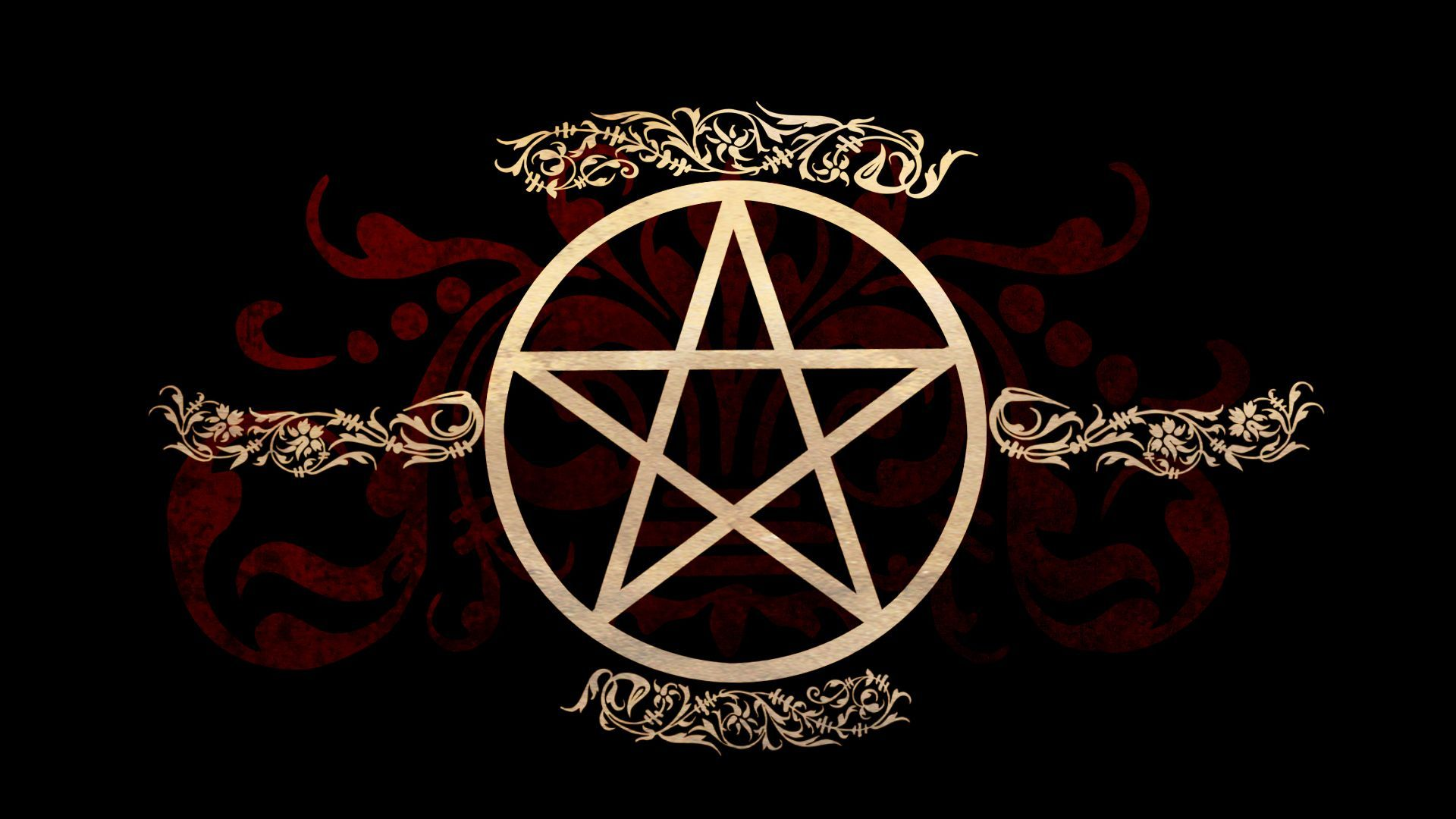 Ideas About Pentagram Tattoo On Pinterest Pentacle Wiccan 1920x1080