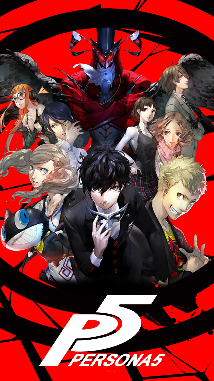 Persona 5 Wallpapers (35 Wallpapers) - Adorable Wallpapers