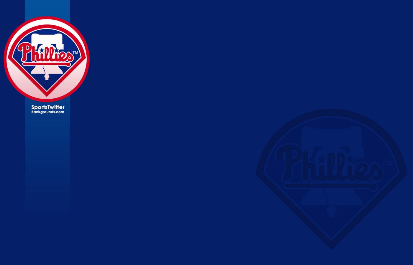 Philadelphia Phillies Wallpaper 1400x900