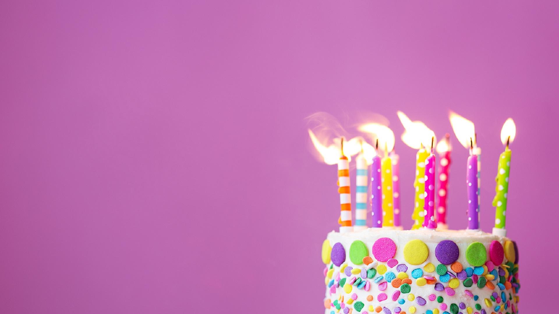 Chocolate Birthday Cake Wallpaper Happy Images 1920x1080