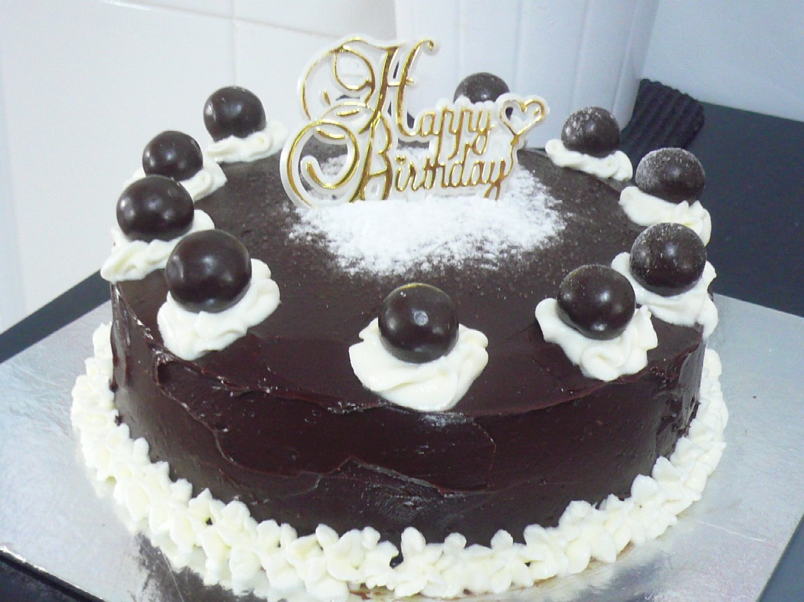 wallpaper happy birthday cake