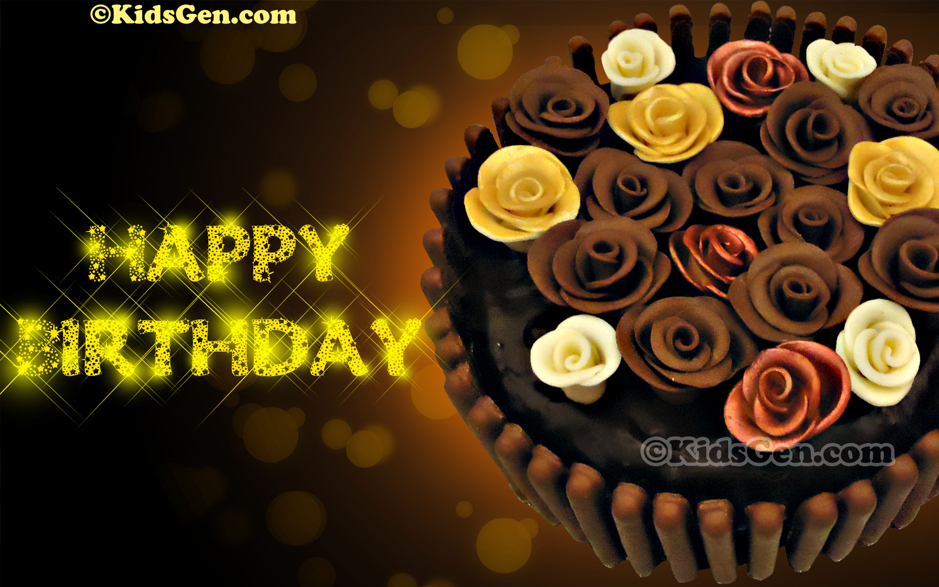 Birthday Cake Wallpapers Bhstorm Wallpaper For Download Free HD Celebration