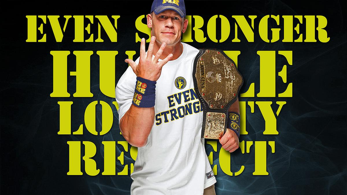 WWE Superstar John Cena Wallpaper HD Pictures  One HD Wallpaper 1200x675