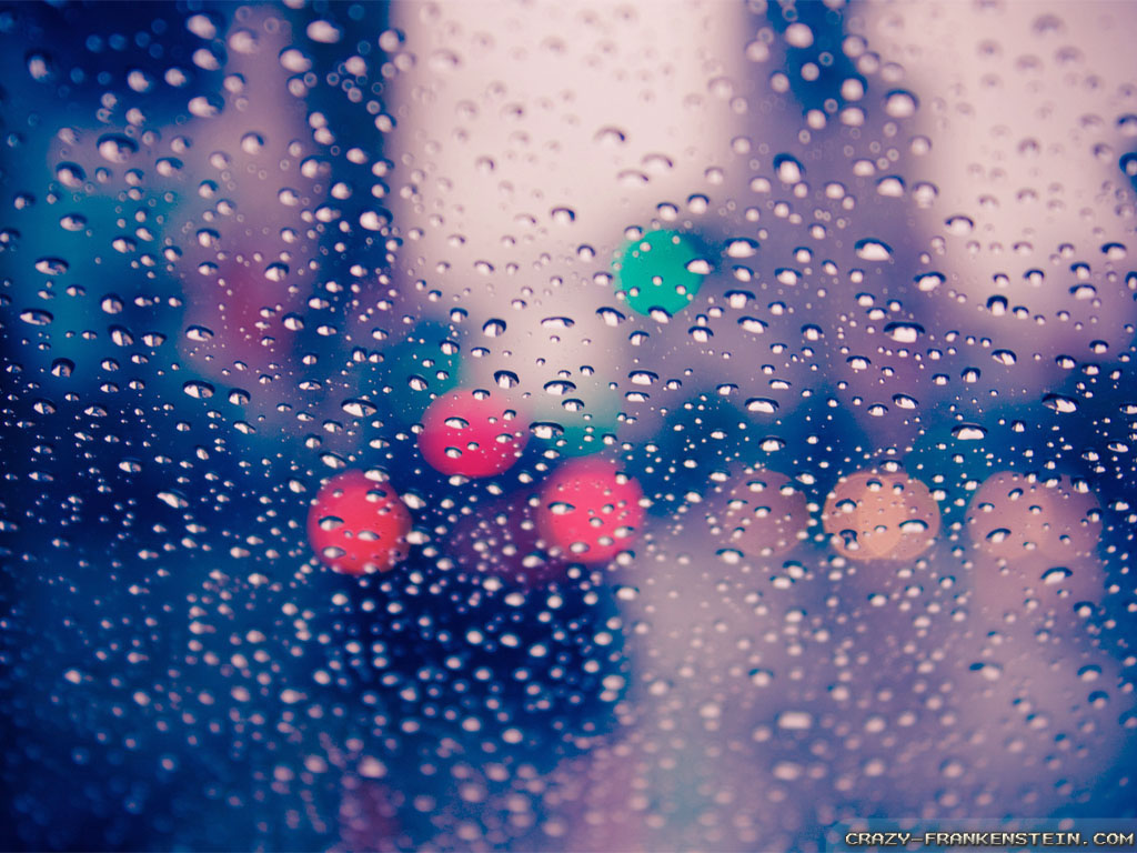 Beautiful Rain Hd Wallpapers For Desktop One Hd Wallpaper 1024x768