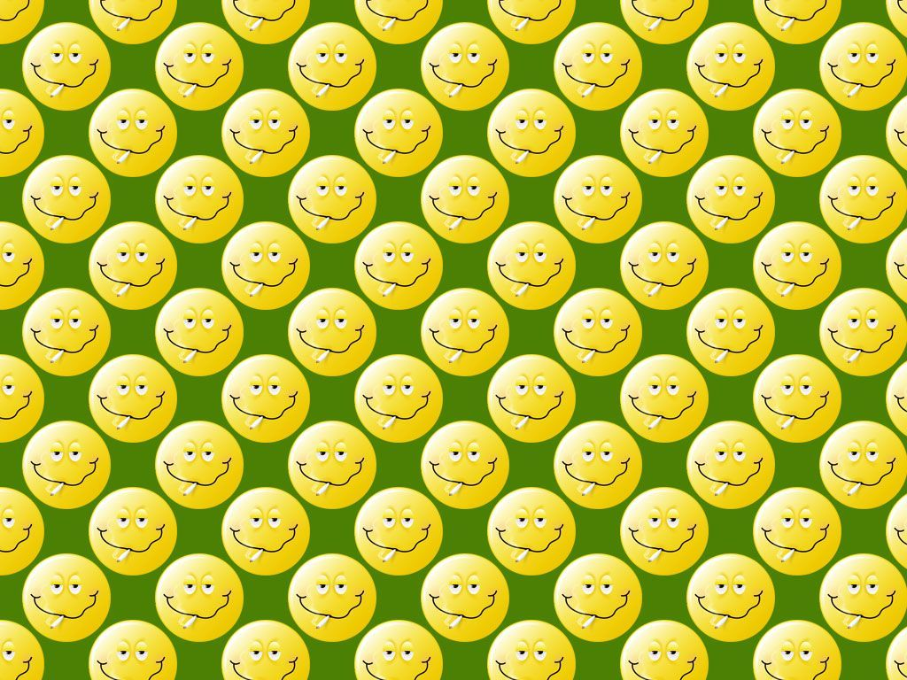 Wallpapers Of Smiley Faces Group  1024x768