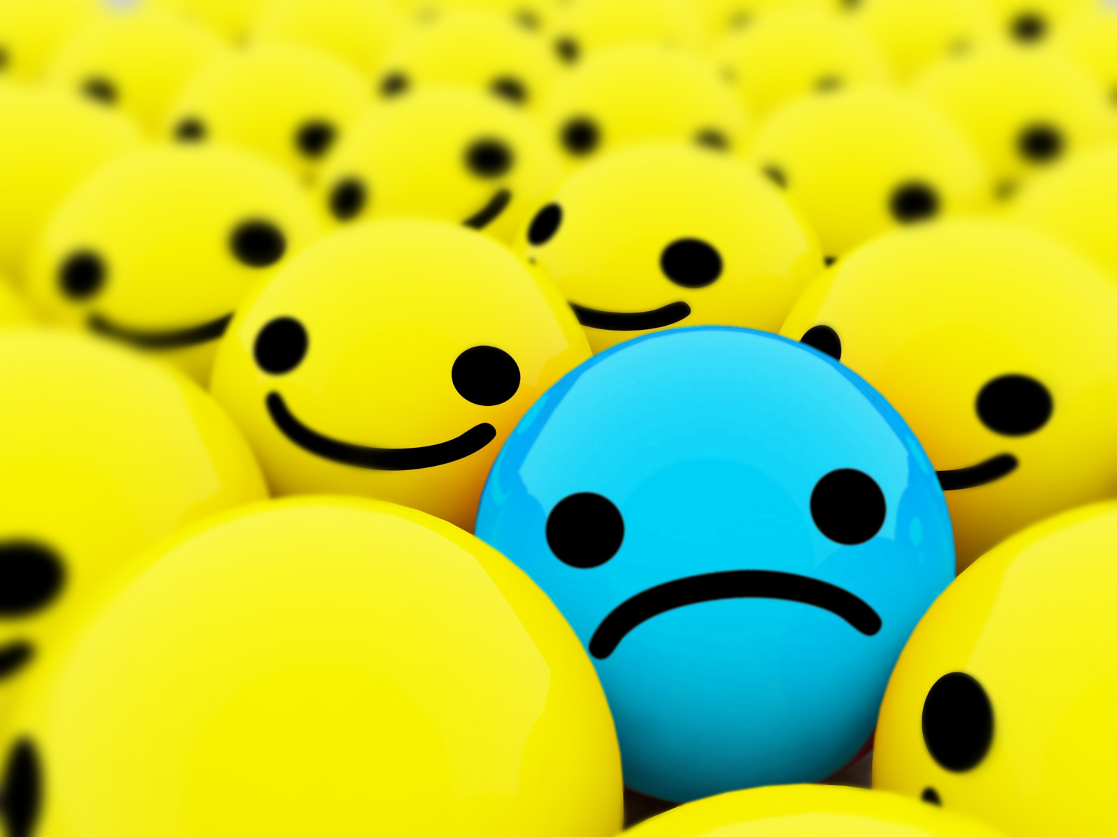 Smiley Faces Desktop Backgrounds  Wallpaper  1600x1200