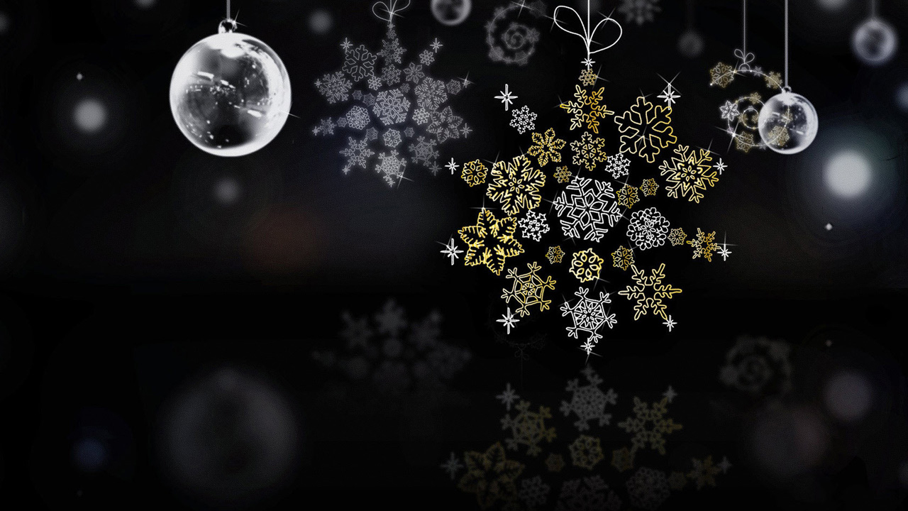 Snowflakes wallpapers wallpaper 1280x720 voltagebd Choice Image